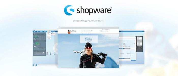 Shopware Internetshop